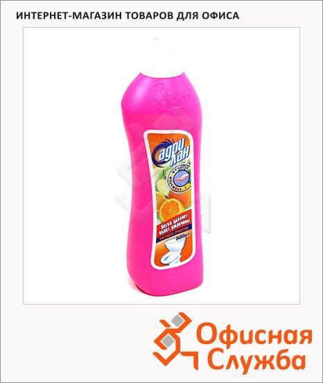 Чистящее средство Адрилан от ржавчины 500мл, с цветочным ароматом, гель
