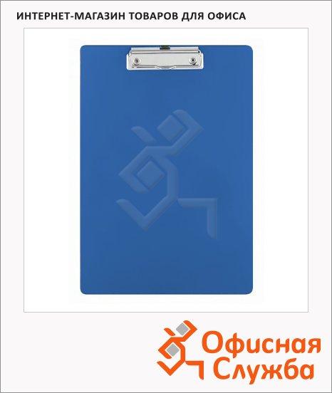 Клипборды без крышки Bantex синяя, А4, 4201-01
