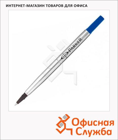 Стержень для ручки-роллера Parker F, синий, S0168700