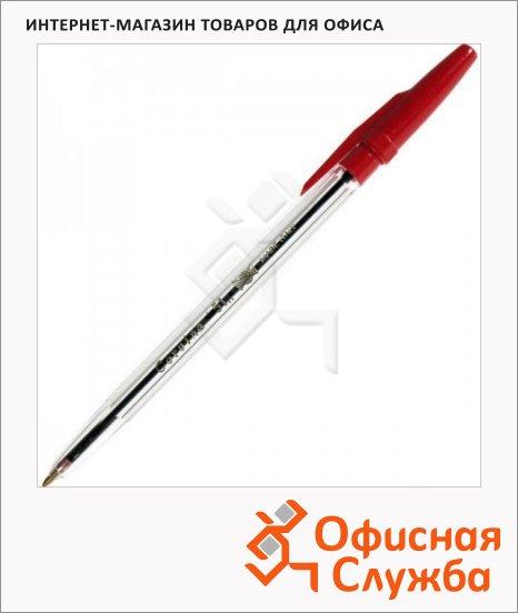 Ручка шариковая Universal Corvina красная, 0.7мм