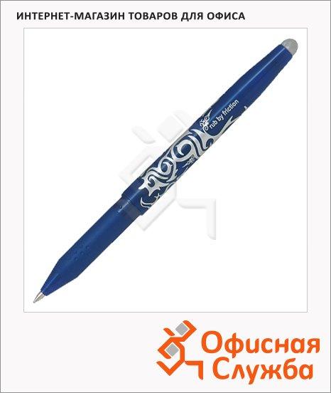 Ручка шариковая стираемая Pilot Frixion синяя, 0.35мм