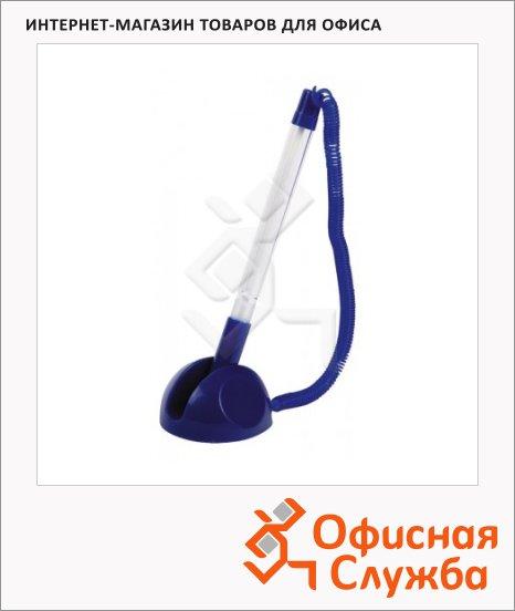 Ручка шариковая настольная Beifa 8863 синяя, 0.7мм, синий корпус