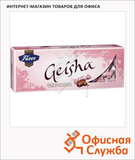 Конфеты Fazer Geisha c орехом, 350г