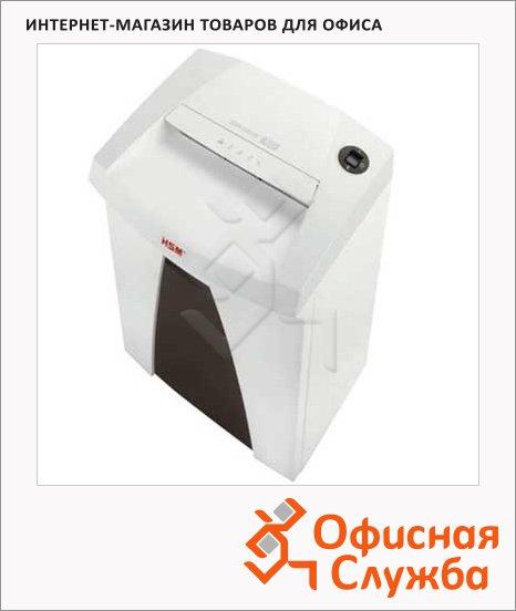 фото: Офисный шредер Hsm Securio B22-5.8 24 листа, 33 литра, 2 уровень секретности