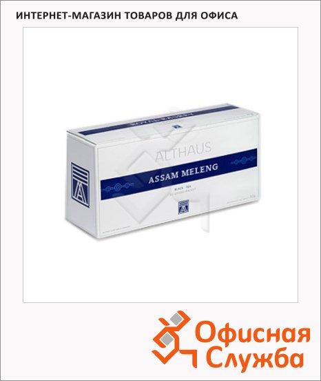 Чай Althaus Assam Meleng, черный, 20 пакетиков для чайников
