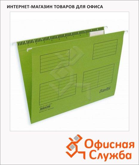 фото: Папка подвесная стандартная А4 Bantex салатовая 25 шт/уп, 3463/3460-15