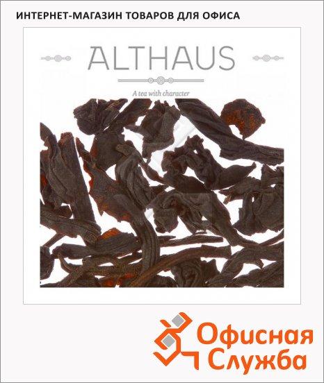 Чай Althaus Lapsang Souchong Hong Cha, черный, листовой, 250 г