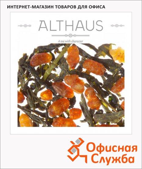 Чай Althaus Genmacha Raisu, зеленый, листовой, 250 г