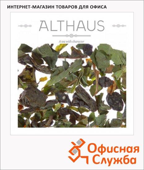 фото: Чай Althaus Casablanca Mint зеленый, листовой, 150 г