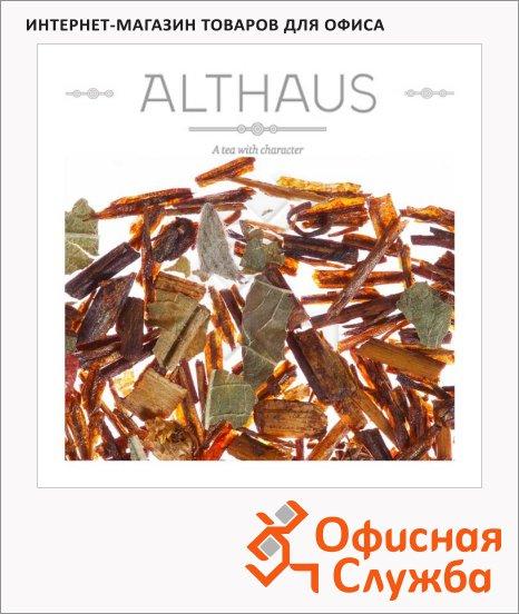 Чай Althaus Rooibush Strawberry Cream, ройбуш, листовой, 250 г