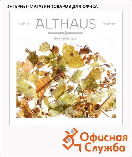 Чай Althaus Japanese Linden, травяной, листовой, 75 г