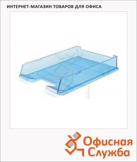 Лоток горизонтальный для бумаг Han А4, синий, 1020/26