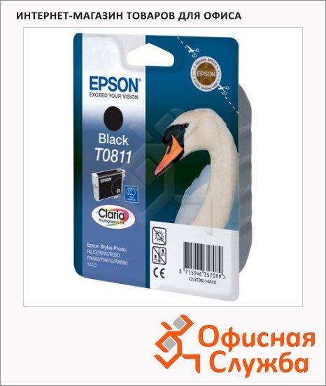 фото: Картридж струйный Epson C13 Т11114 A10 черный