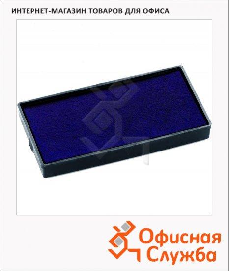 Сменная подушка прямоугольная Colop для Colop Printer 40/Printer C 40, синяя, Е/40