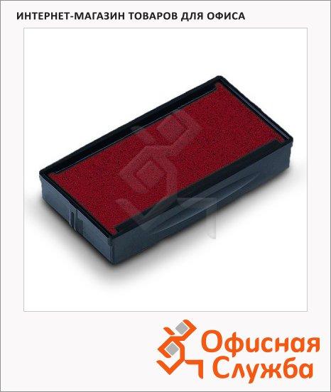 Сменная подушка прямоугольная Trodat для Trodat 4911/4800/4820/4822/4846/4951, 6/4911, красная