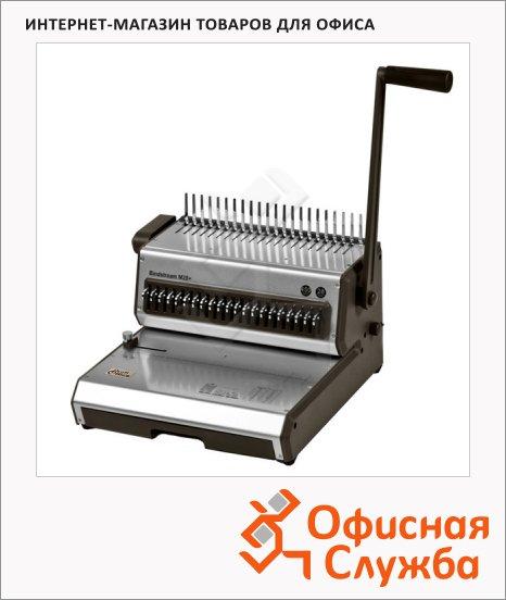 Брошюровщик гребеночный Profioffice Bindstream M28 Plus, на 28 листов, переплет до 450 листов, металлическая пружина