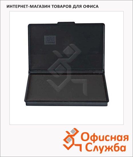 фото: Штемпельная настольная подушка Trodat 90х50мм краска на водной основе, черная