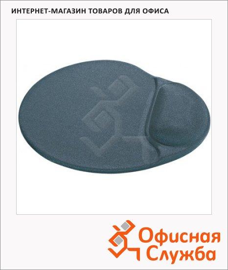 Коврик для мыши Defender DL009/908 серый, с гелевой подкладкой