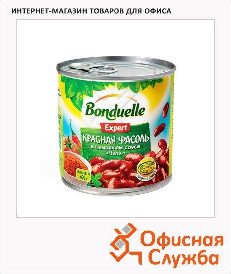 фото: Фасоль Bonduelle красная в соусе чили 430г