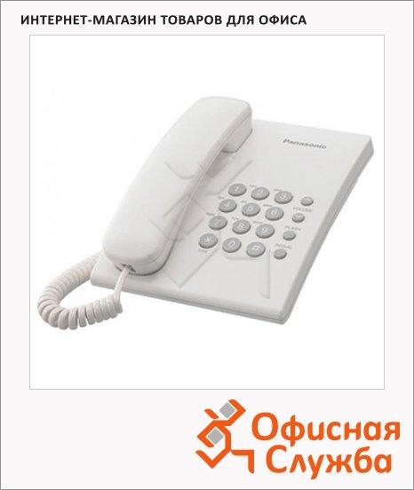 фото: Телефон проводной Panasonic KX-TS2350RU белый