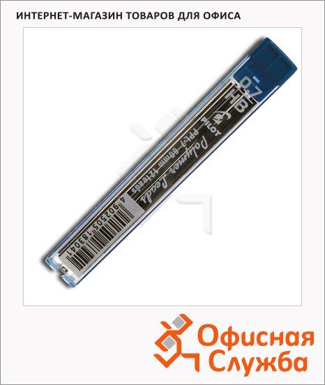 Грифели для механических карандашей Pilot PPL-7 HB, 12шт, 0.7мм