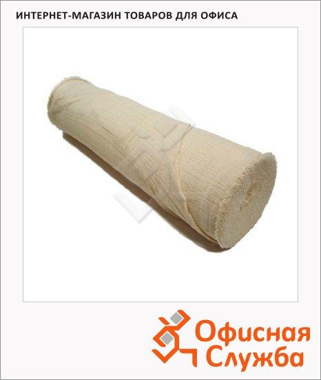 Полотно техническое Неткол нетканое, 0.8х100м, бежевое, 110г/кв.м, хлопок