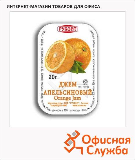 Джем Руконт Апельсин, порционный, 20х20г