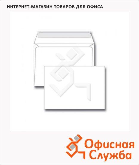Конверт почтовый Officepost С5 белый, 162х229мм, 80г/м2, стрип, 100шт