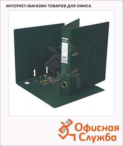 фото: Папка-регистратор А4 Bantex темно-зеленая 50 мм, 1451-04