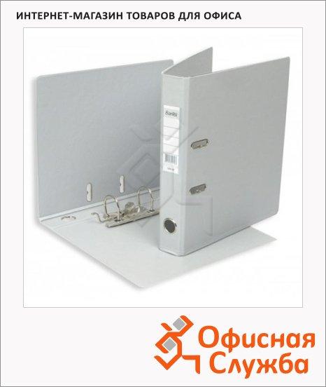 Папка-регистратор А4 Bantex серая, 50 мм, 1451-05