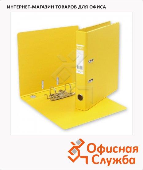 фото: Папка-регистратор А4 Bantex желтая 50 мм, 1451-06
