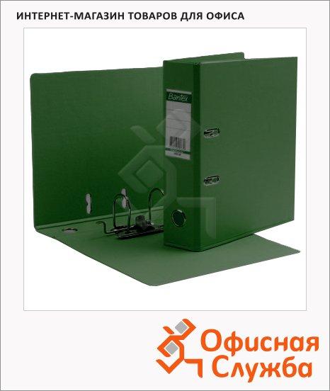 фото: Папка-регистратор А4 Bantex темно-зеленая 70 мм, 1450-04