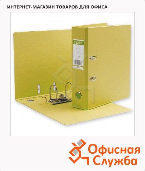 фото: Папка-регистратор А4 Bantex желтая 70 мм, 1450-06