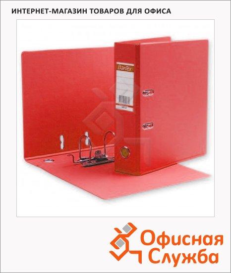 Папка-регистратор А4 Bantex красная, 70 мм, 1450-09