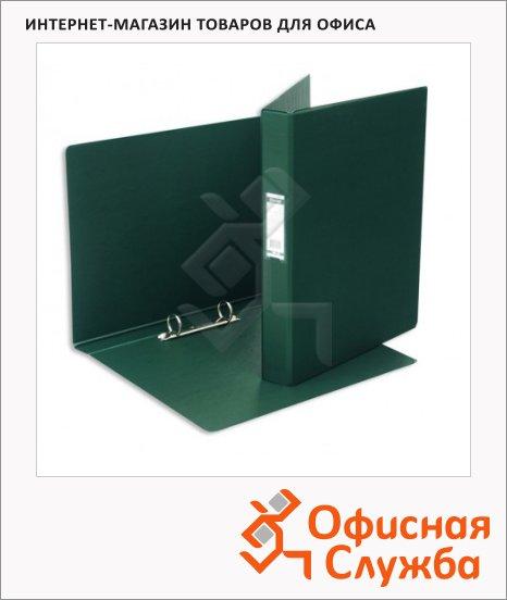 Папка на 2-х кольцах А4 Bantex темно-зеленая, 35 мм, 1300-04