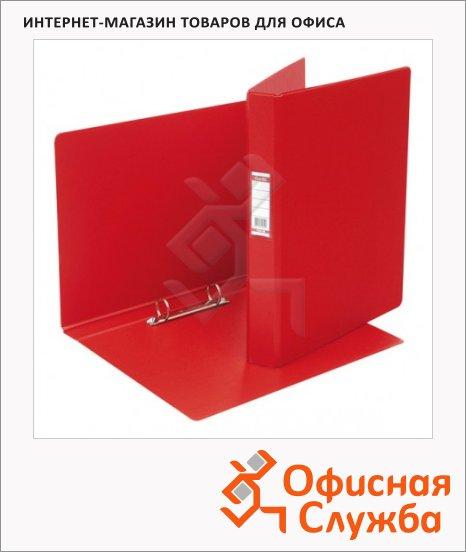 Папка на 2-х кольцах А4 Bantex красная, 35 мм, 1300-09