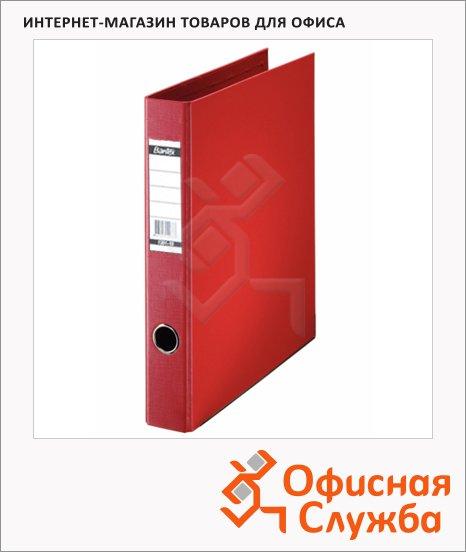 Папка-панорама на 4-х кольцах Bantex красная, А4, 50 мм, 1243-09
