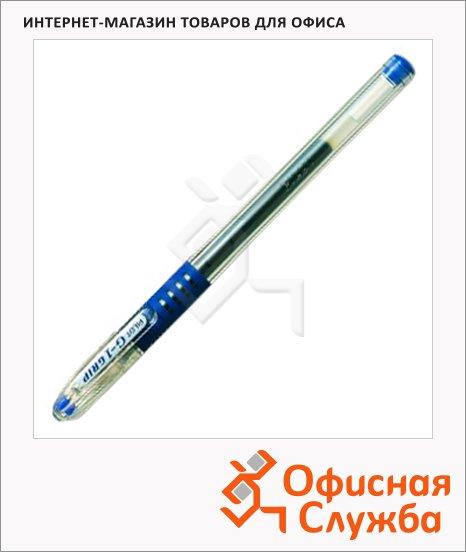 Ручка гелевая Pilot BLGP-G1 Grip синяя, 0.3мм