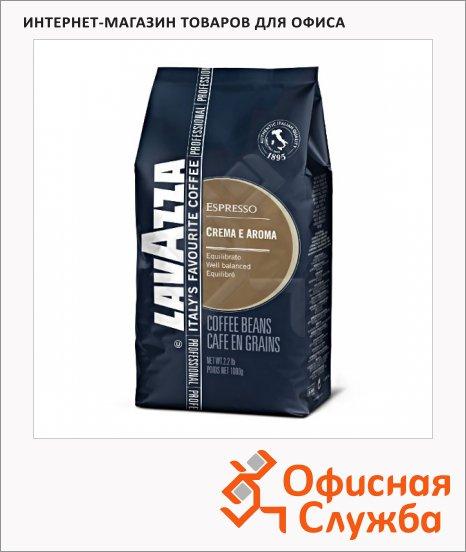 фото: Кофе в зернах Lavazza Professional Crema e Aroma 1кг пачка