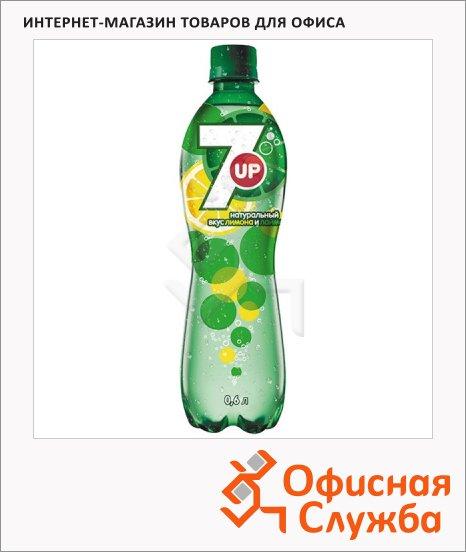 Напиток газированный 7 Up 0.6л, ПЭТ