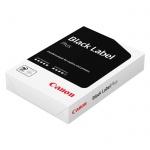Бумага для принтера Canon Black Label Plus А4, 500 листов, 80г/м2, белизна 161%CIE
