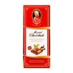 Шоколад Mozart Reber молочный, 100г, Фисташки/Марципан 100г
