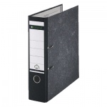 Папка-регистратор А4 Leitz черная, 80 мм, 10800295