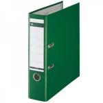 Папка-регистратор А4 Leitz зеленая, 80 мм, 10101255