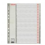 Цифровой разделитель листов Esselte Maxi 31 раздел, А4+, 100127