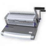 Брошюровщик гребеночный Profioffice Bindstream M22+, на 22 листа, переплет до 450 листов, пластиковая пружина