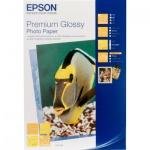 Фотобумага для струйных принтеров Epson Premium А6, 255 г/м2, глянцевая, 50 листов, S041729