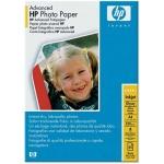 Фотобумага для струйных принтеров Hp Photo А4, 25 листов, 250г/м2, глянцевая