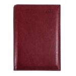 Ежедневник недатированный Attache Sidney коричневый, А5, 136л