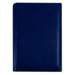 Ежедневник недатированный Attache Sidney синий, А5, 136л